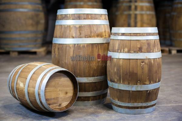Decoration barrel chestnut - smoked optics