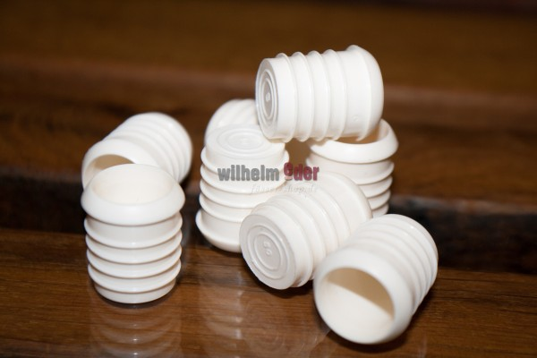 Plastic corks for beer barrel