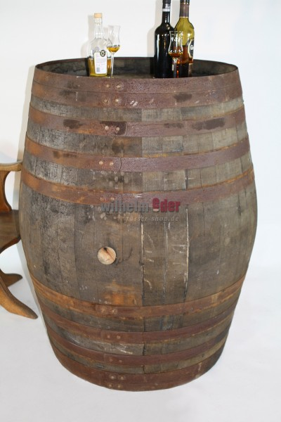 Whiskey barrel 480-500 l from the Highlands