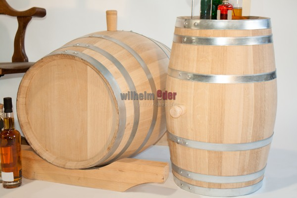 Distillate barrels Tokaj oak 56 l and 112 l