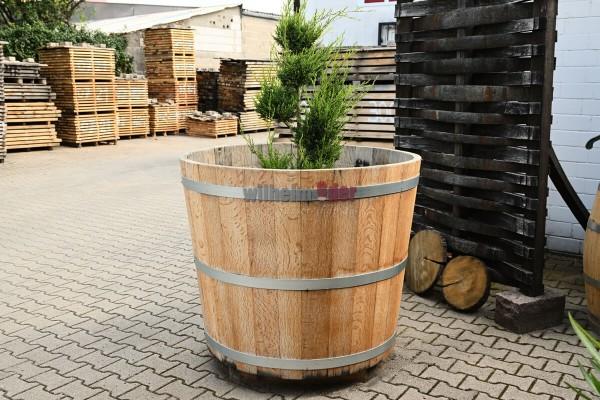 Tree tub - plant pot 750 l - Red wine