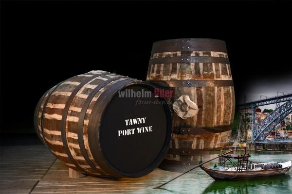 Port wine barrel 150 l - Tawny