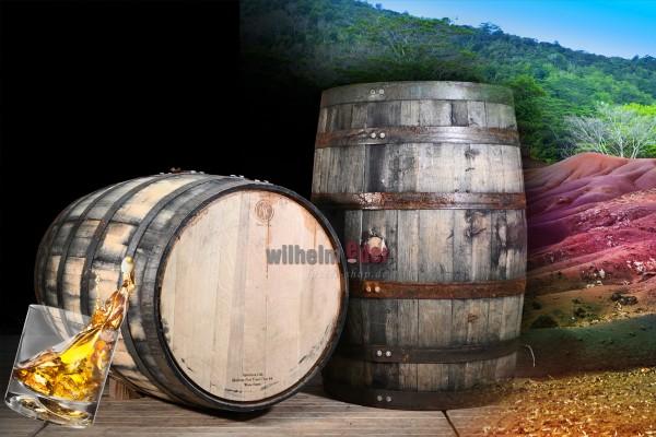 Rum barrel 190 l - Mauritius