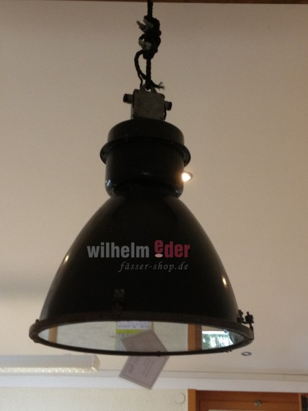 Used industrial lamp