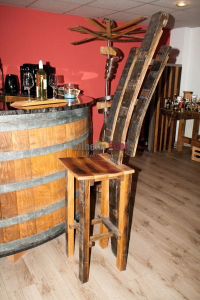 Exclusive bar chair