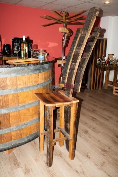 Exclusive bar chair