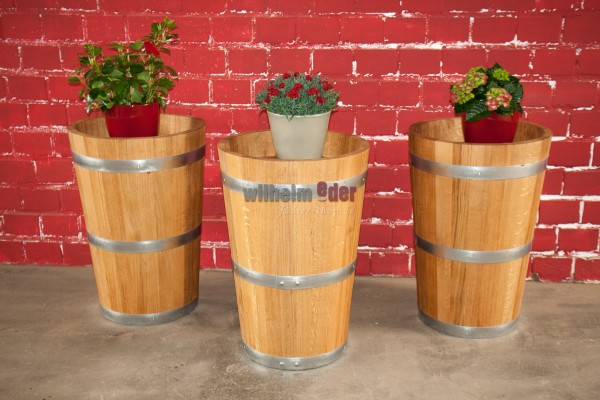 Decorative barrel - conical