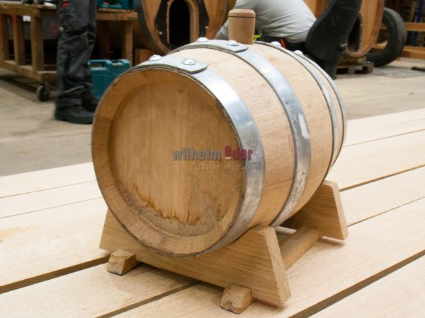 Decorative barrel 2 l - Sale