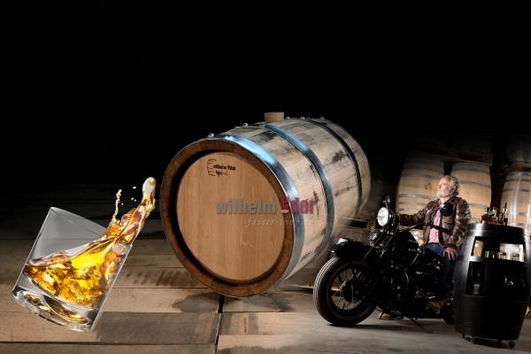 Bourbon barrel - Jack Daniel's 20 - 100 l - rebuilt
