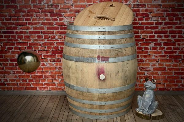 Rain barrel 500 l - Red Wine