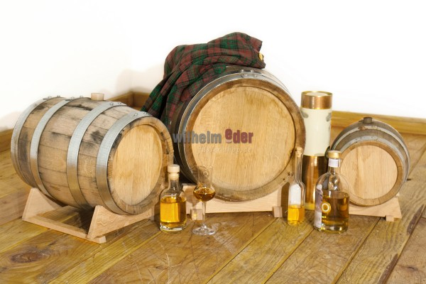 Used Whiskybarrel 5 l - 20 l