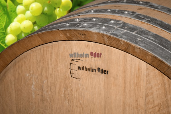 Used barrel white wine 600 l