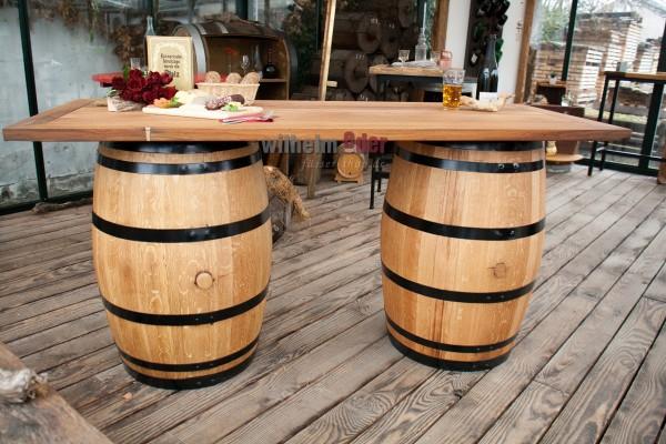 Barrel Counter