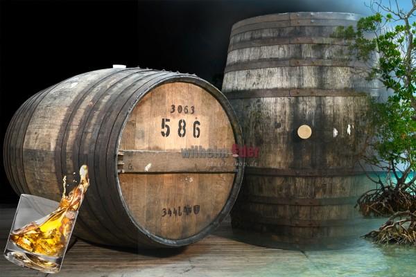 Rum barrel 300-350 l - Guyana