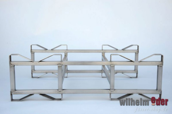 Rack - stainless steel Double, combination rack 300 l