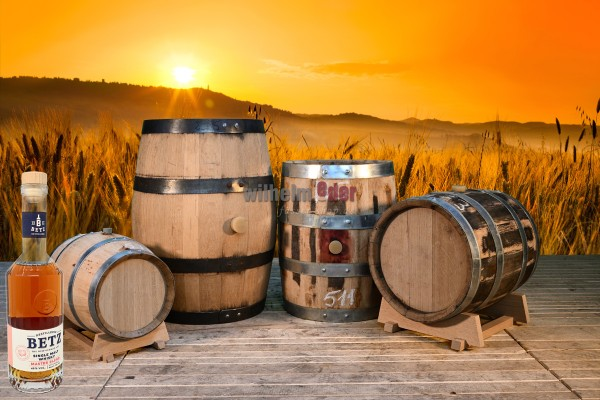 Whisky barrel 10 l - 50 l freshly emptied - Germany