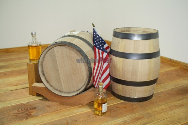 Distillate barrel American Oak 20 l - 100 l