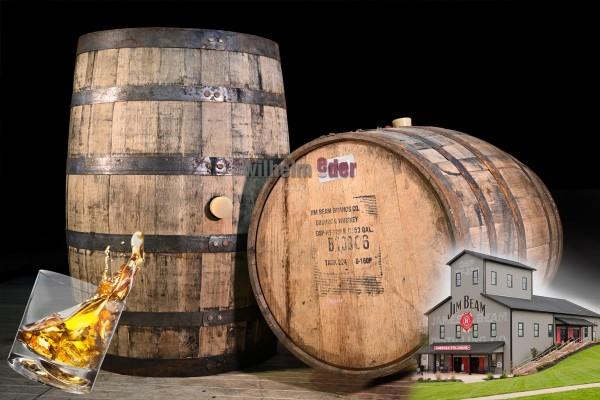 Bourbonbarrel 190 l - Jim Beam