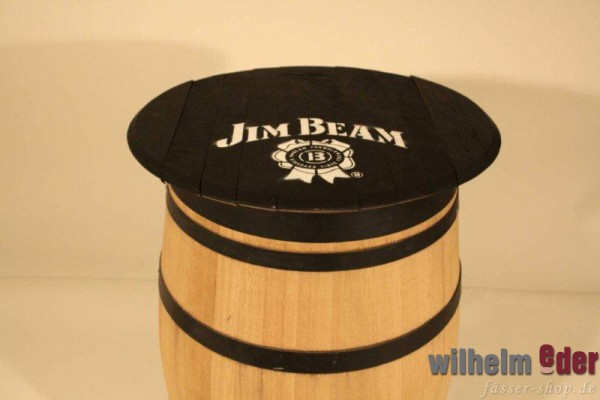 High Table- whisky barrel