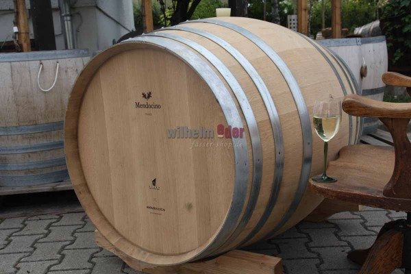 Used white wine Barrel, 300 l, ex Chardonnay