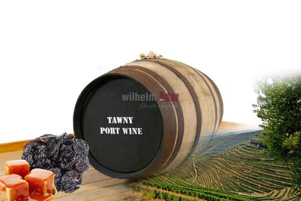 Portwine barrel 150 l - rebuilt