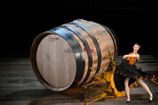 Sherry barrel 100 l - rebuilt
