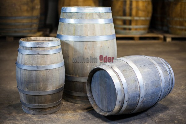 Decoration barrel chestnut -Flotsam & jetsam optics