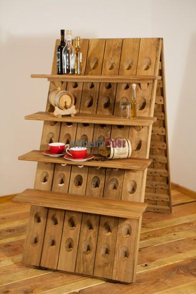 Champagne rack