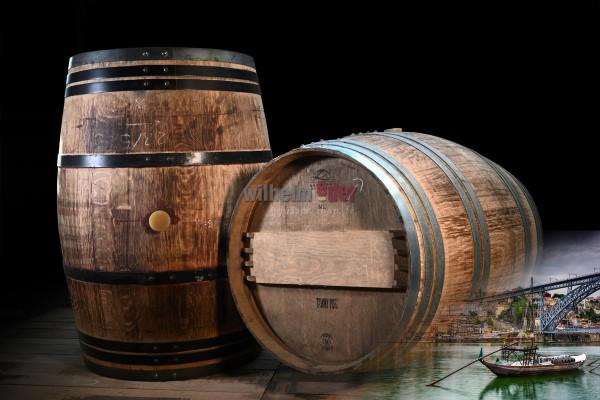 Port wine barrel 225 l - Tawny