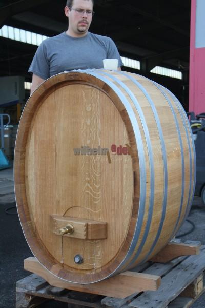 EDER - FassStolz® 300 l oval German Oak