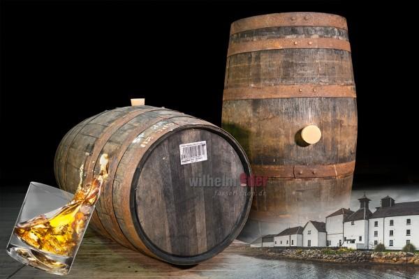 Islay Single Malt Whisky barrels 125 l