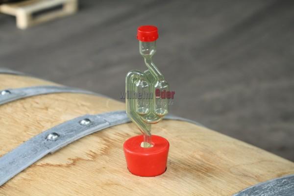 Fermentation lock for barrels 225 - 500 l