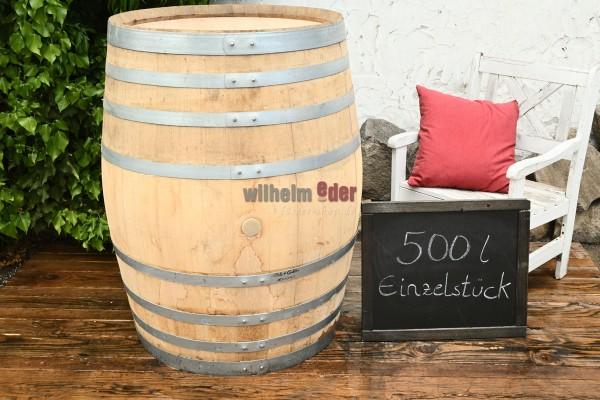 Decoration barrel ca. 550 l - single piece