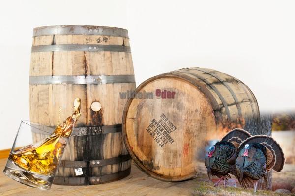 Bourbon barrel 190 l - Wild Turkey