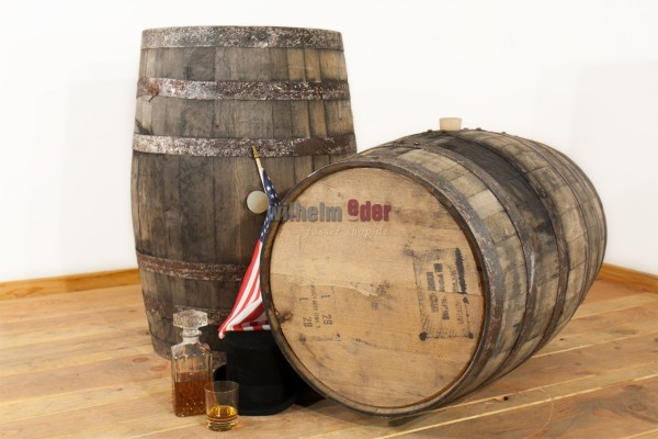 Jack Daniel´s Barrel 190 l freshly emptied
