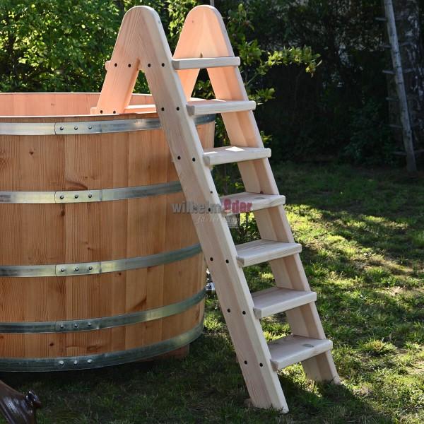 Bath tub ladder – entry and exit