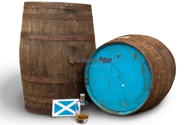 Islay Single Malt Whisky barrels 190 l - different distilleries