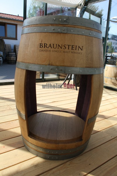 Shelfbarrel Braunstein