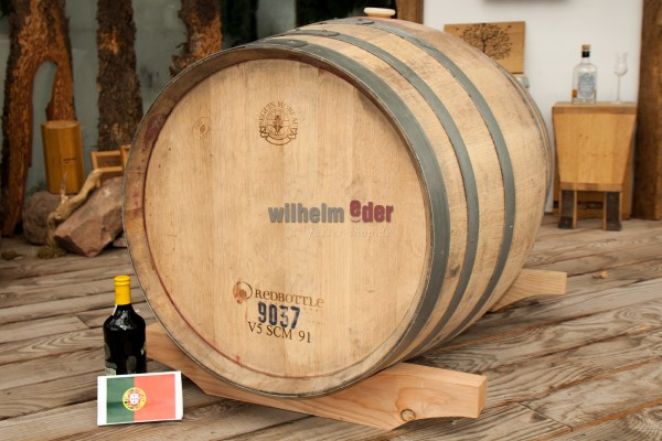 Port wine barrel 300 l