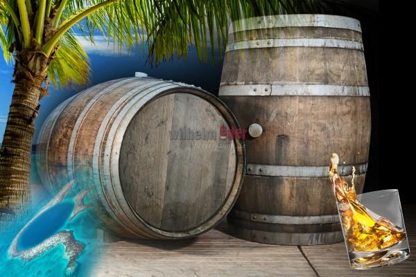 Rum barrel 225 l - Belize