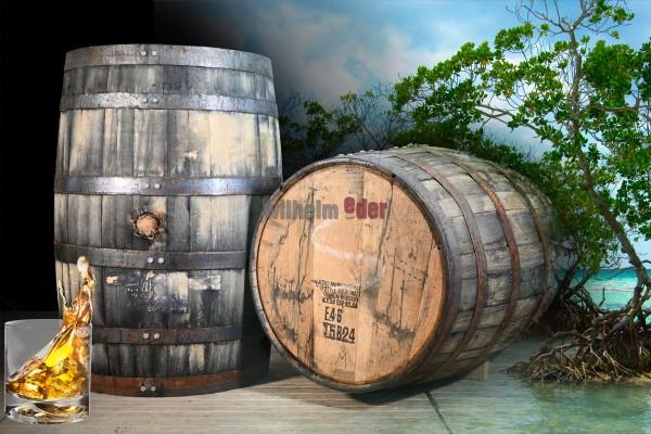 Rum barrel 190 l - Guyana