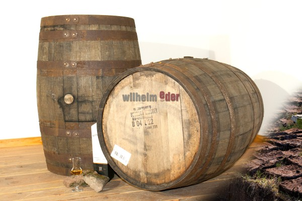Islay Single Malt Whisky barrels 190 l
