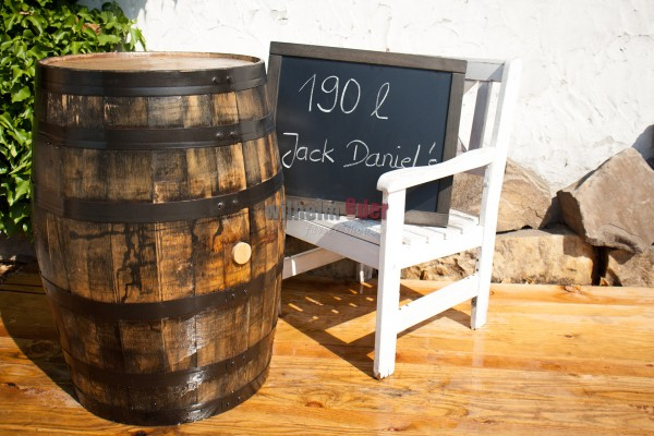 Decoration barrel Jack Daniel´s 190l
