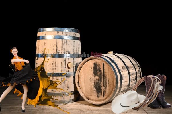 Sherrybarrel 125 l - freshly emptied - Whisky