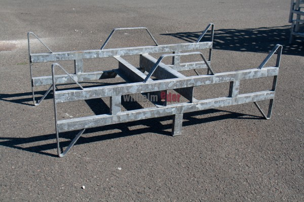 Rack - galvanized - double, for bottom 300 l - Sale