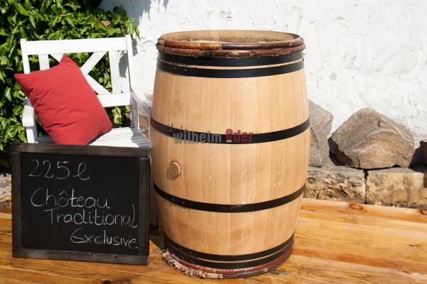 Ornamental barrel 225 l – Château Traditional Exclusive