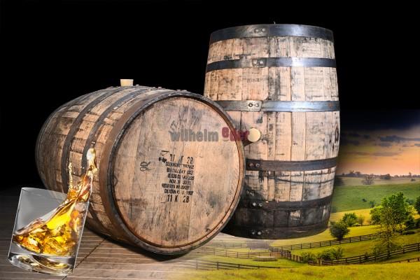 Bourbon barrel 190 l – Clermont Springs