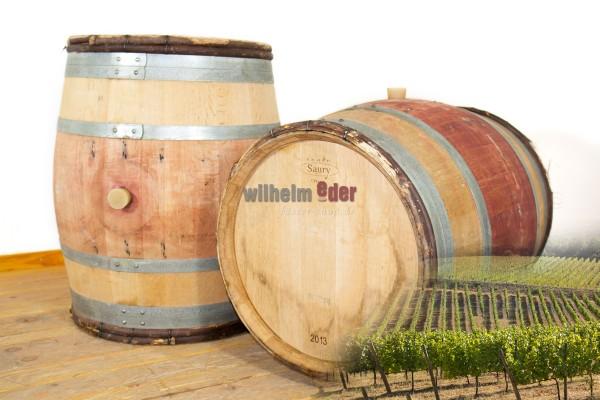 Port wine barrel 228 l