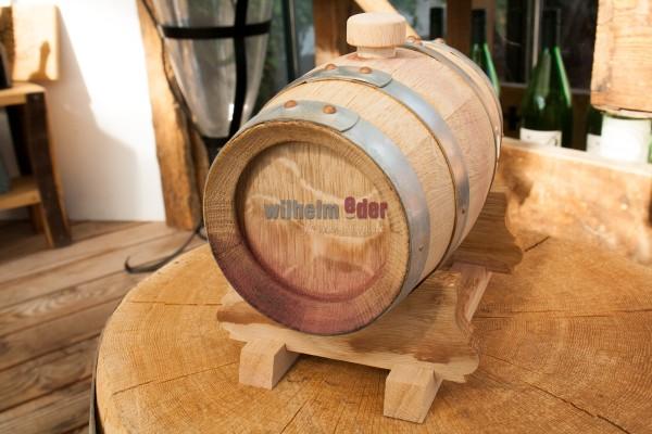 Decorative barrel 1 l - Sale