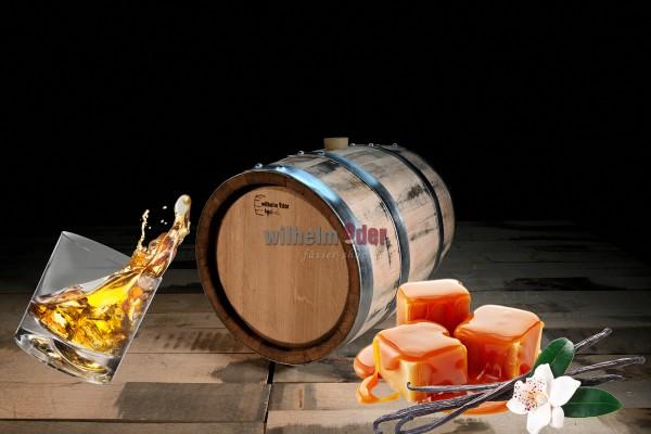 Bourbon barrel 20 - 100 l - rebuilt
